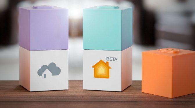 Ein Software-Update macht die Smarthome-Zentrale Homee fit für HomeKit.