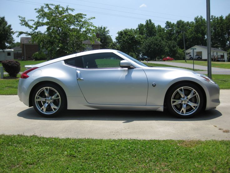 Official Brilliant Silver 370Z Thread   Page 10   Nissan 370Z Forum
