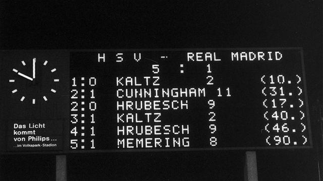 HSV.de - Die denkwürdigsten Spiele in der Geschichte des Volksparkstadions !! ... nur der HSV !!