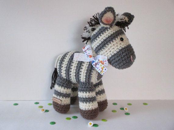 37 best zebrascrochet images on pinterest amigurumi patterns crochet stuffed zebra amigurumi zebra zebra plush by croriginals dt1010fo