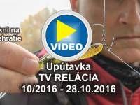 Upútavka na Rybársku Televíziu 10/2016 - 28.10.2016