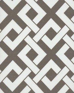 Boxed In Brindle - traditional - outdoor fabric - Barras Fabrics