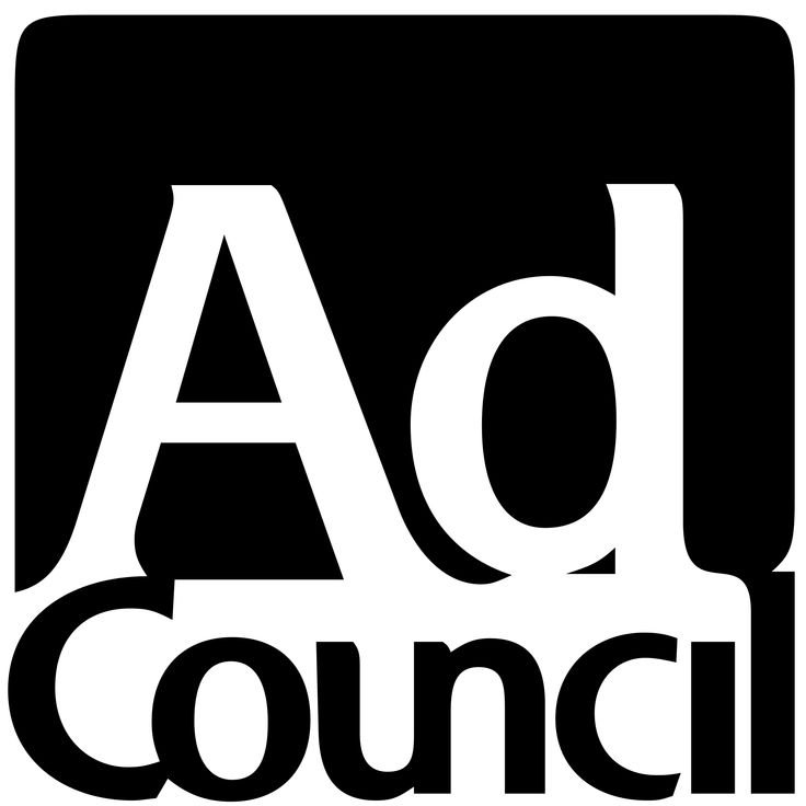 Advertising Council (since 1942) -- or Ad Council, is an American nonprofit organization that produces, distributes, and promotes public service announcements on behalf of various sponsors, including nonprofit organizations, non-governmental organizations and agencies of the U.S. government. The Ad Council partners with advertising agencies who work pro bono to create the public service advertisements on behalf of their campaigns.