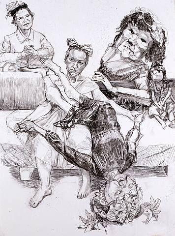 paula rego drawings - Google Search