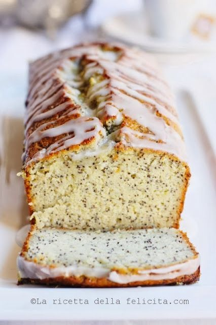 La ricetta della felicità: Nan's lemon drizzle cake di Jamie Oliver per un very english tea !