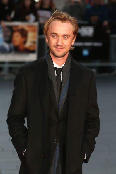 Tom Felton- Can we just talk about how gorgeous he is?  <3 <3 <3