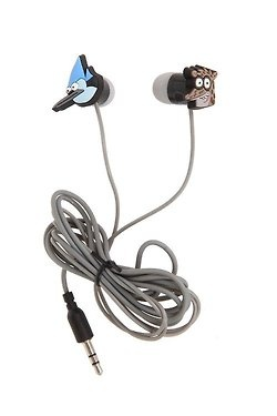 regular show earbuds