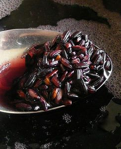 """How to Prepare Black Rice...If you've never had Black Rice, aka """"Forbidden Rice"""" You are missing out! An absolute super-food of vitamins and minerals, and tastes unbelievable! More antioxidants than blueberries!"""