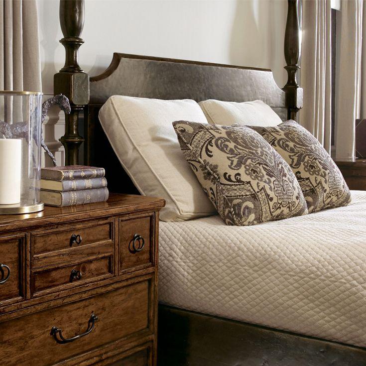 36 best bernhardt bedroom images on pinterest bedroom - Bernhardt vintage patina bedroom ...