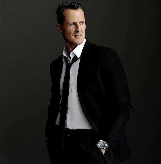 Audemars Piguet - Audemars Piguet Royal Oak Offshore Michael Schumacher LE pics | -