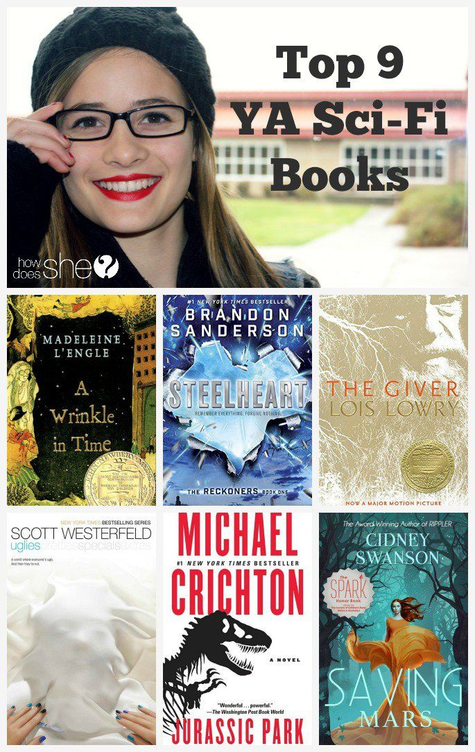 Best young adult Sci Fi Books to download now! Perfect for teens who read Hunger Games and are looking for science fiction recommendations!