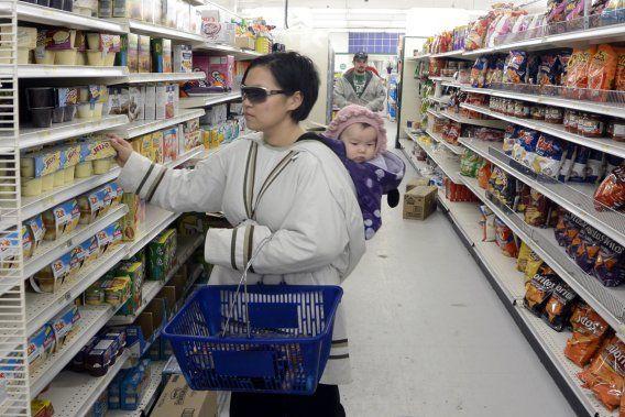 Ce Canada qui a faim: l'Arctique au ventre vide