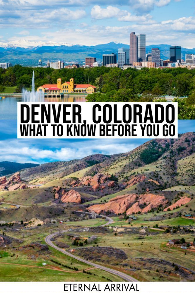 11 Useful Things To Know Before You Visit Denver Colorado Eternal Arrival Visit Denver Colorado Travel Colorado Travel Guide
