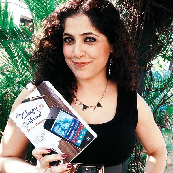 Indelible Musings: Book Review- My Clingy Girlfriend by Madhuri Banerjee