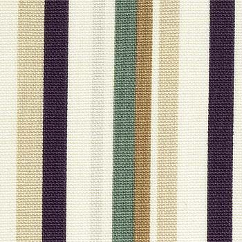Halvpanama stripe støvede farger