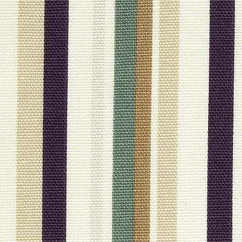 815176 Halvpanama stripe støvede farger