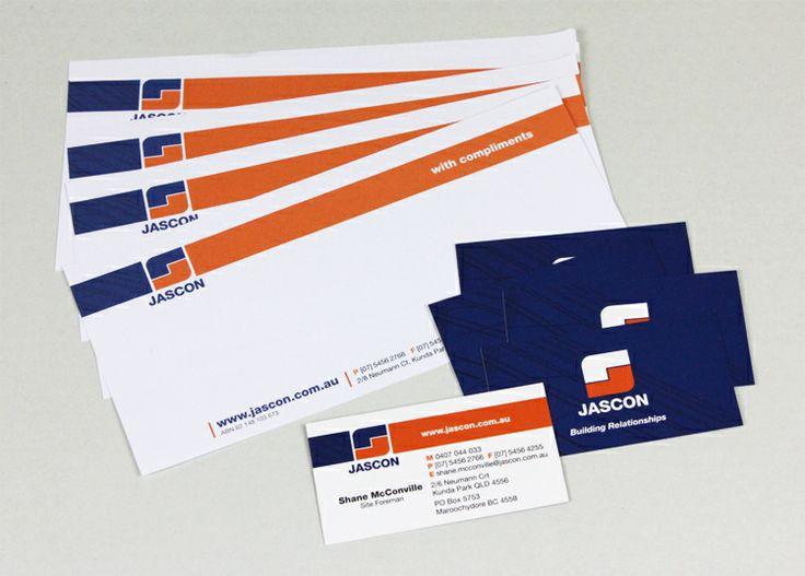 JASCON | Corporate Identity | Tinker Creative | Graphic Design Brisbane