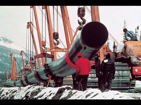 Alaskan Pipeline - Documentary