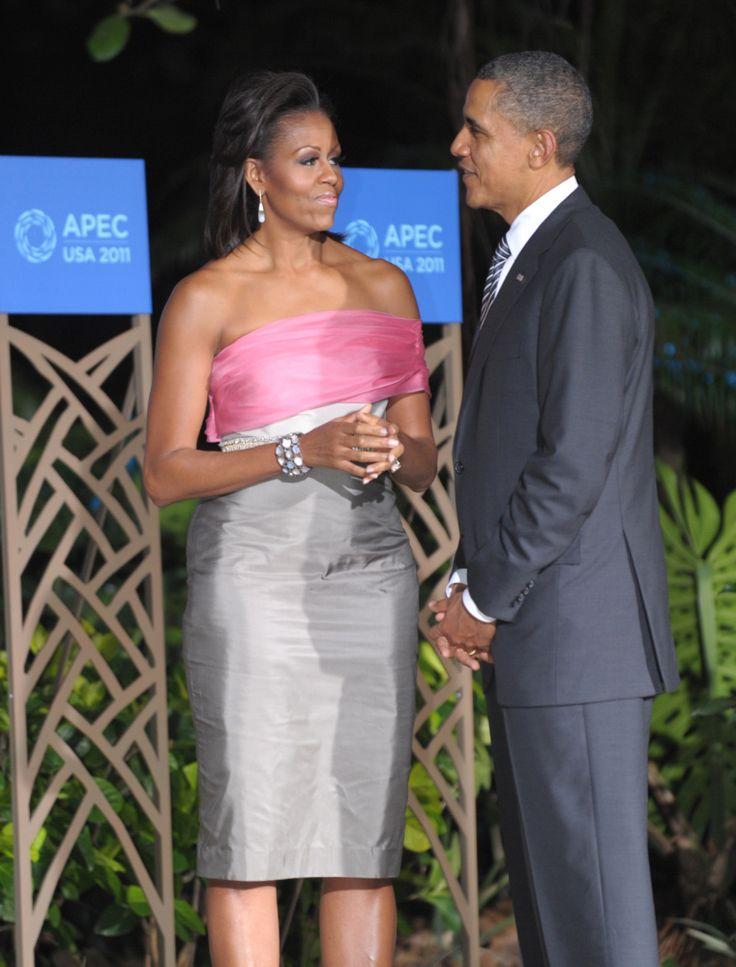 Michelle Obama novembre 2011