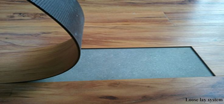 Cheap Vinyl Flooring, Plastic PVC Flooring Wood Look, Imitation Wood PVC Floor