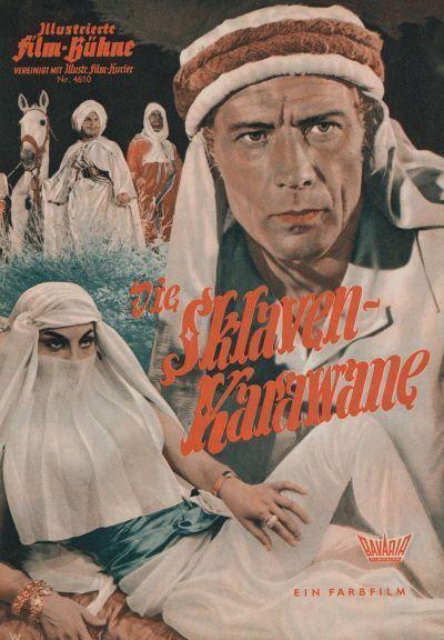 SKLAVENKARAWANE (IFB 4610) - KARL MAY / GEORG THOMALLA / THEO LINGEN / MARA CRUZ