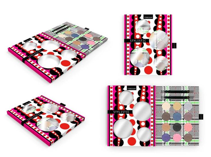 STYLISTIC  #STYLECULTS  #COLORCOLLECTION  #EYES  #PAPERPALETTE