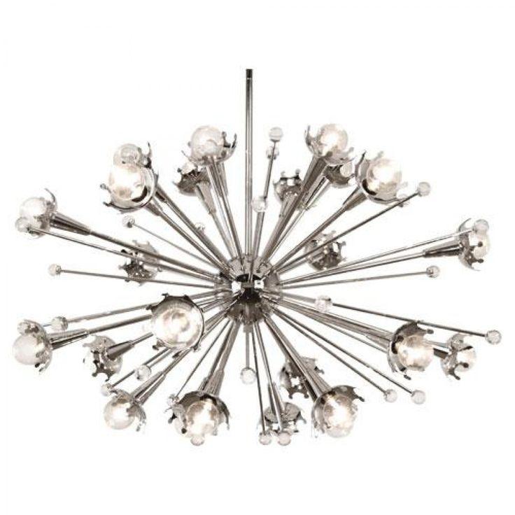 Jonathan Adler Sputnik Chandelier   Montreal Lighting & Hardware