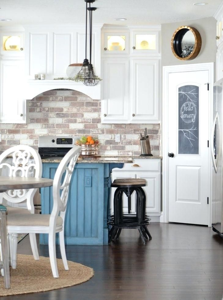 red brick backsplash kitchen medium size of kitchen brick brick wall