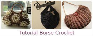 tutorial borse crochet