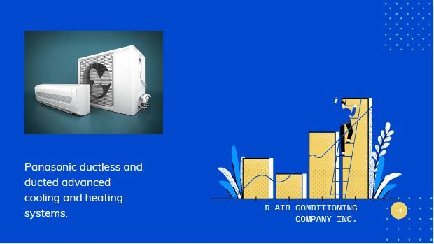 Our Advanced Heating And Air Conditioning Solutions Provide Better