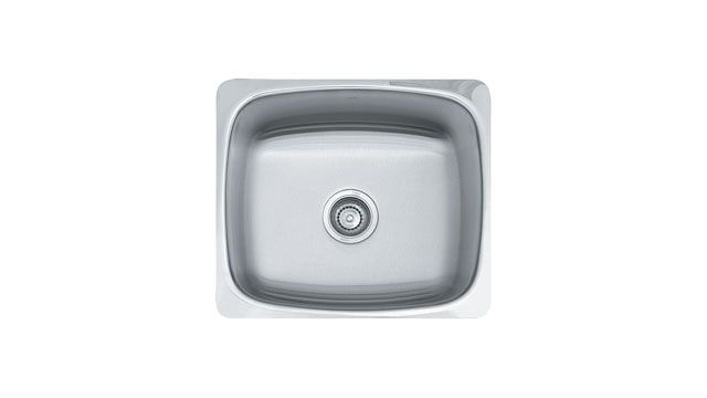 Franke Laundry Sink Steel Queen SQX 610-60 Stainless Steel