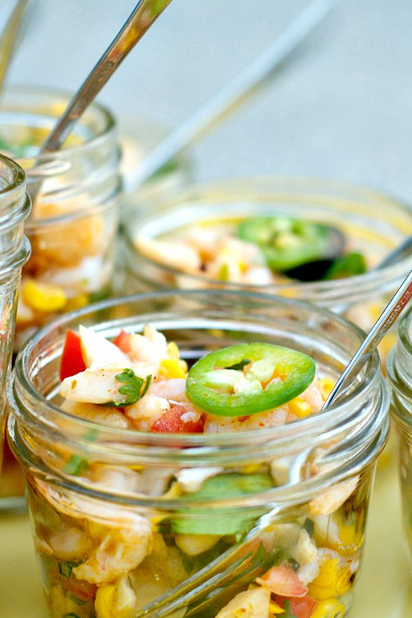 Seafood Ceviche and Becoming a Better Cook