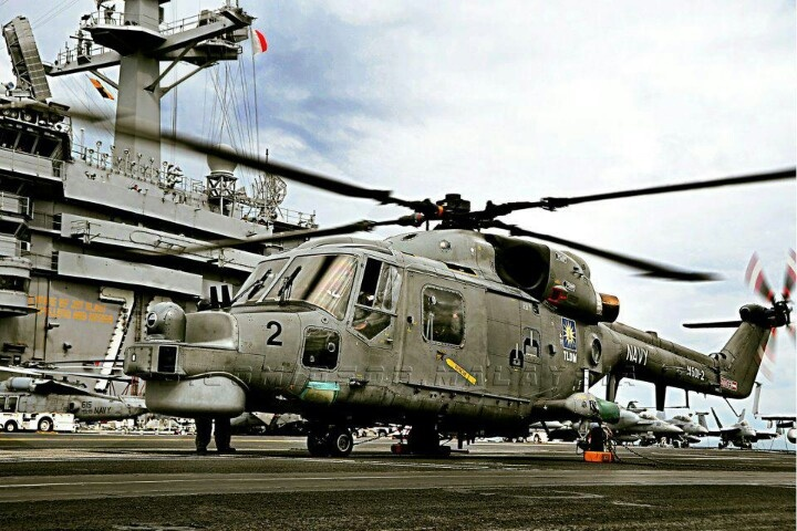 Sqd501 Super Lynx Royal Malaysian Air Force