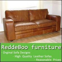 The latest design Italian leather sofa sale & sale well