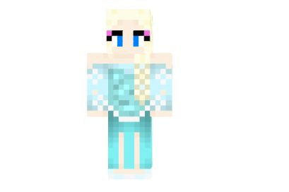 2 Ways To Install Elsa From Frozen Skin 1 Standard Method First Download Elsa From Frozen Skin Downl Minecraft Skins Minecraft Girl Skins Minecraft Skins Cool