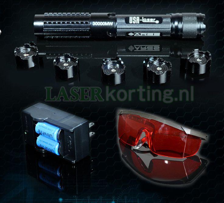 krachtige  laserpen 30000mW