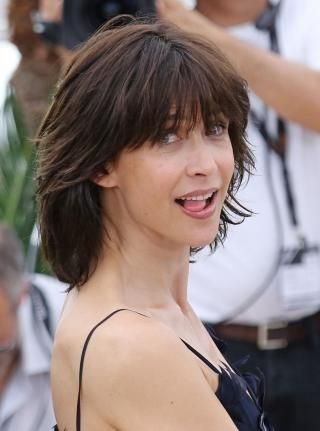 Jury member Sophie Morceau arrives at a jury photo call during the 68th annual Cannes International Film Festival in Cannes, France on May 13, 2015. Photo by David Silpa/UPI