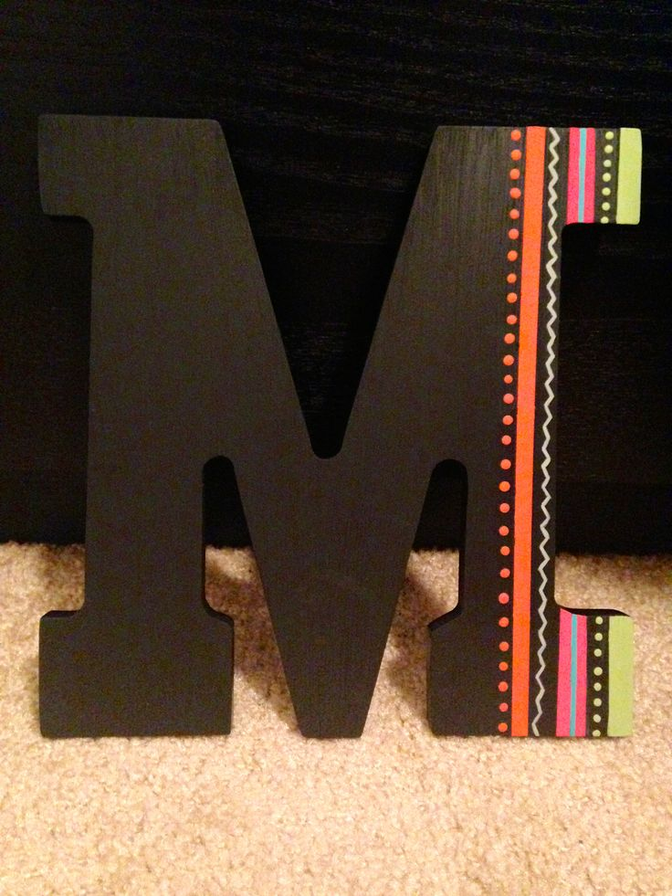 Best 25 paint wooden letters ideas on pinterest painted for Buy wooden greek letters