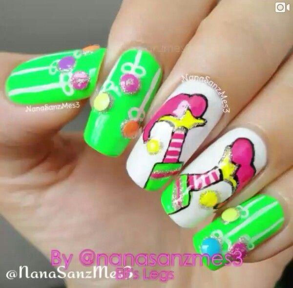 Mejores 59 imágenes de Nail art* en Pinterest | Arte de uñas, Ideas ...