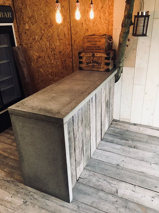 Best 25+ Concrete bar ideas on Pinterest Bar pool table, Outdoor - bulthaup küchen münchen