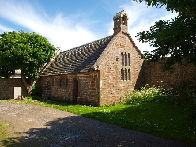 Melsetter House Chapel by Derek Mayes, via Geograph