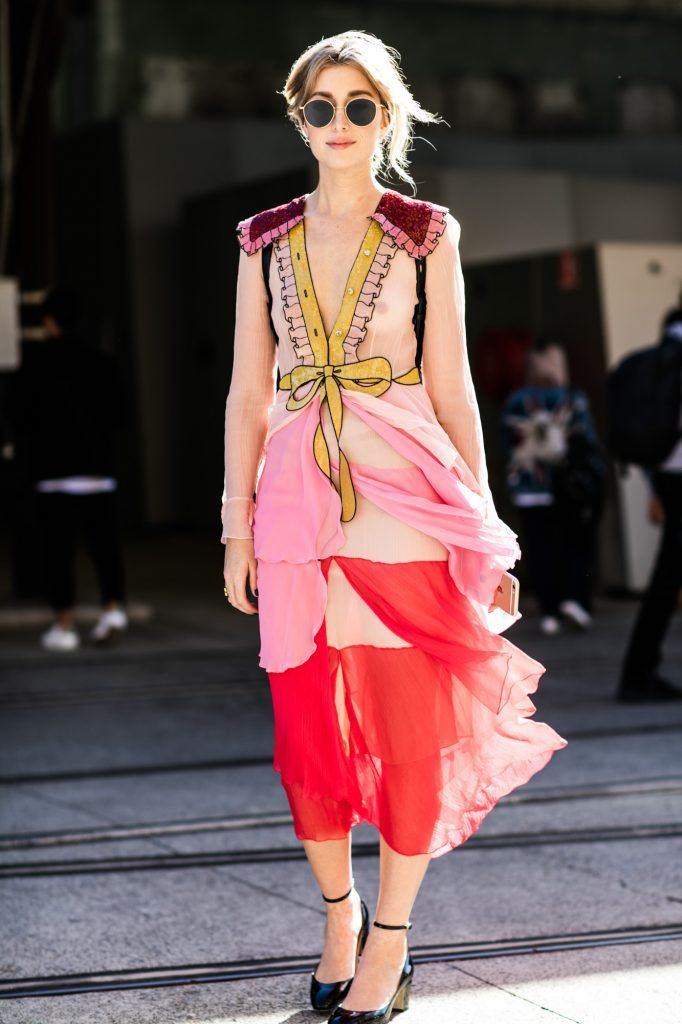 17 Best Images About Alex Badia On Pinterest Fashion Weeks Editor And Gucci Dress