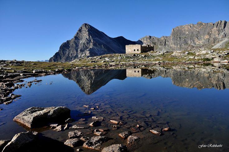 Lago+Camoscere+m.2644(+alta+val+Maira)