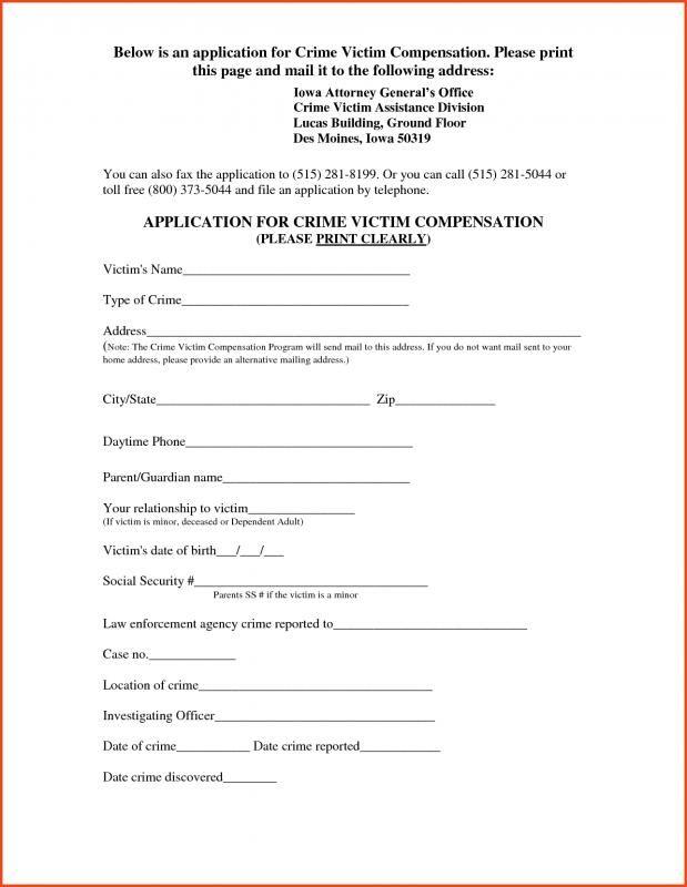 830fbe5cd8ba74f845abf70386cc2376 - Crime Victim Assistance Application Form