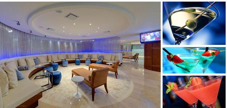 #Restaurante Blue #Bar #Lounge #Food #Dinner #Lunch #Hotel #HolidayInn #Cartagena #Restaurant #HappyHours Reservas: reservations.ctghi@ihg.com