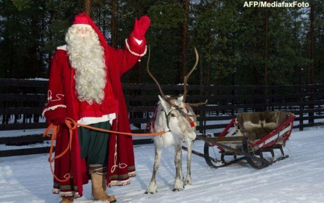 Adevărul despre Moş Crăciun. A fost un zeu păgân venerat de daci şi nu avea nicio legătură cu cadourile