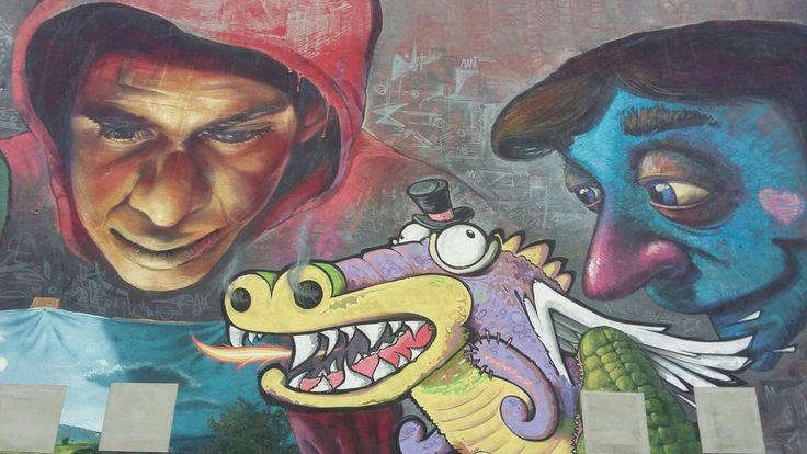PLOVDIV  #urban #murales #plovdiv #loveplovdiv #lucillacumanphotography #awesome
