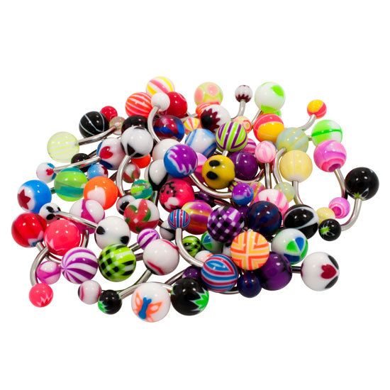 Awesome deals!!! at https://www.etsy.com/listing/173898024/buy-3-get-1-free-belly-button-rings-over