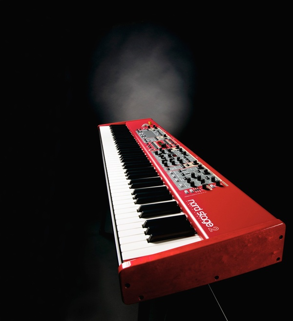Nord stage 2 He's got this now and he's more of an inspiration lol