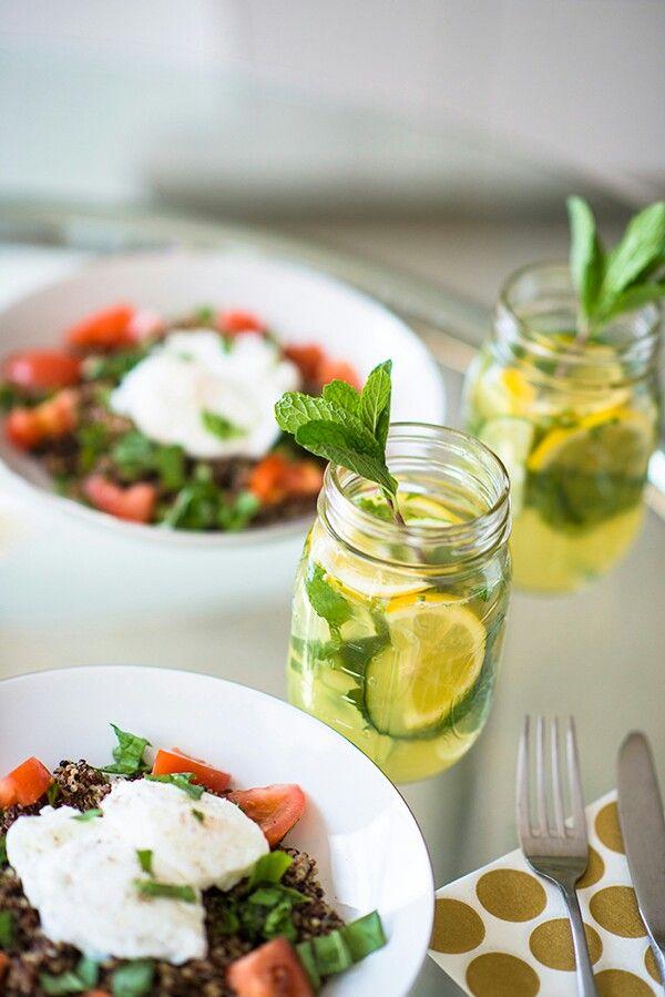 Citrus And Basil Sangria Recipes — Dishmaps